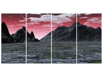 Obraz skalnaté přírody (F001712F16080)