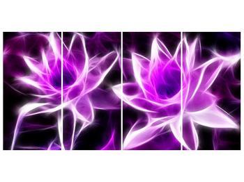 Moderní obraz květin (F001725F16080)