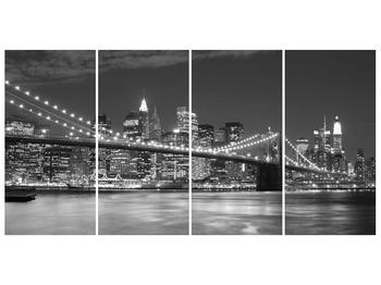 Moderní obraz - New York (F001800F16080)