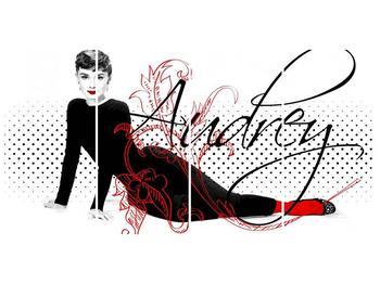 Obraz - Audrey Hepburn (F002154F16080)