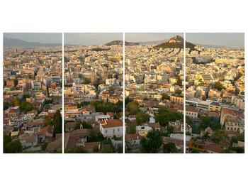 Obraz rozsáhlého města  (F002955F16080)