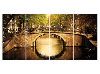 Tablou cu Amsterdam (K011246K16080)