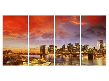 Tablou cu podul Brooklyn (K011278K16080)