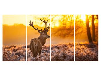 Obraz jeleňa (K011281K16080)