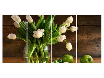 Obraz tulipánov vo váze (K011364K16080)