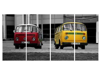 Obraz starých vozidiel (K011401K16080)
