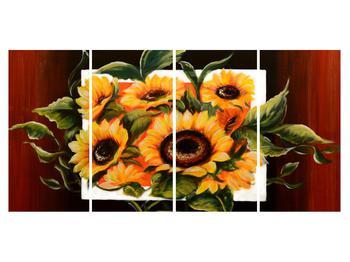 Tablou cu floarea soarelui (K011496K16080)