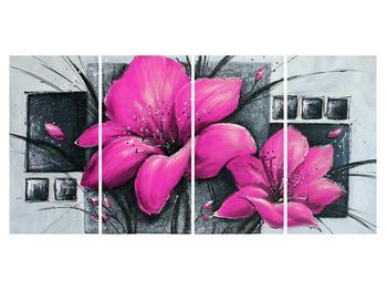 Tablou cu flori (K012456K16080)