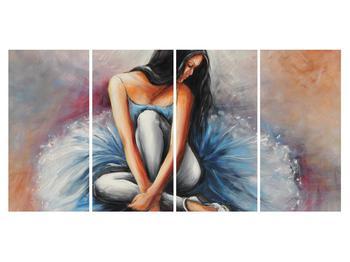 Tablou cu balerină (K012736K16080)