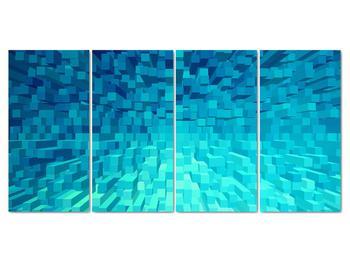 Obraz - abstraktní kostky (V020021V16080)
