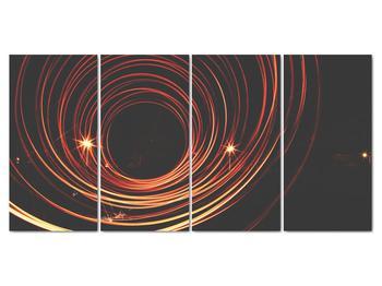 Obraz abstraktních linek (V020030V16080)