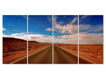 Obraz dlhej cesty (V020076V16080)