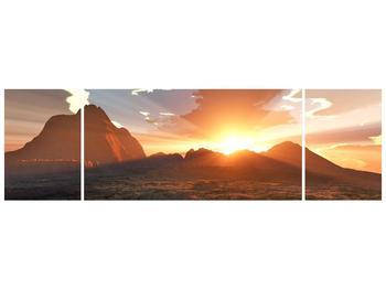 Obraz západu slunce (F000462F17050)