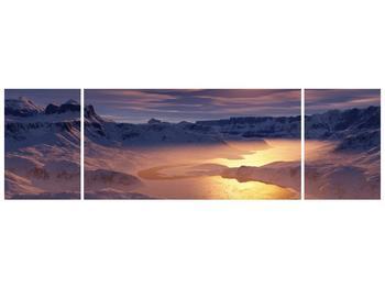 Krásný obraz zimní krajiny (F000939F17050)