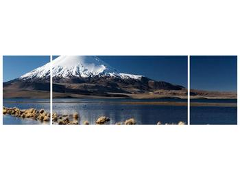 Obraz zasněžené hory (F000974F17050)
