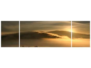 Obraz hor v mlze (F001451F17050)