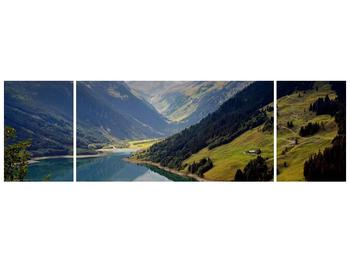 Obraz horského údolí (F001494F17050)