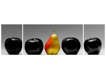 Obraz dvou jablek a hrušky (F001587F17050)