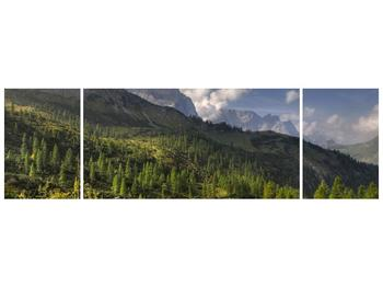 Krásný obraz hor (F001632F17050)