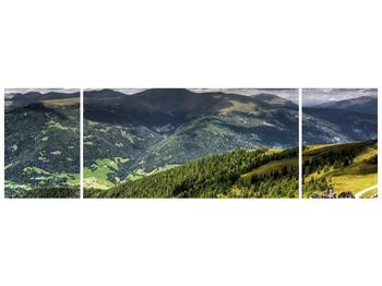 Obraz horského údolí (F001635F17050)