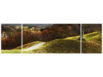 Obraz podzimního pahorku (F001650F17050)