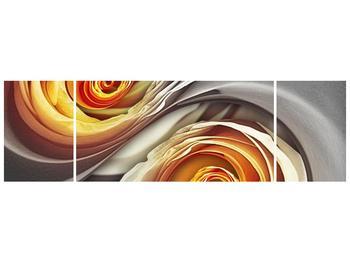 Abstraktní obraz - spirál (F001693F17050)