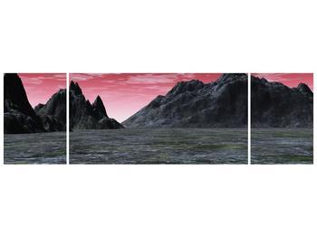 Obraz skalnaté přírody (F001712F17050)