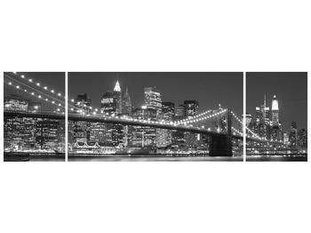 Moderní obraz - New York (F001800F17050)