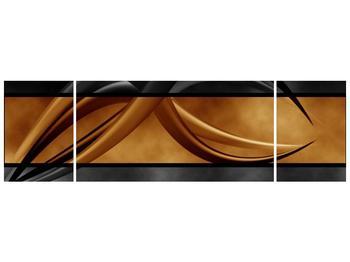 Dvoubarevný obraz chapadel (F002027F17050)