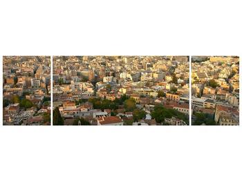 Obraz rozsáhlého města  (F002955F17050)