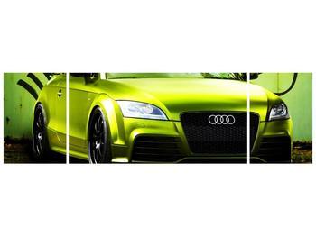 Obraz zelené Audi  (F003676F17050)