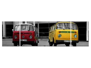 Obraz starých vozidiel (K011401K17050)