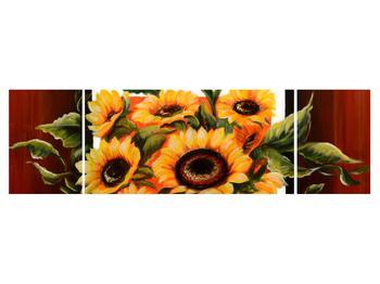 Tablou cu floarea soarelui (K011496K17050)
