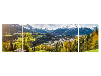 Tablou cu peisaj montan (K011867K17050)