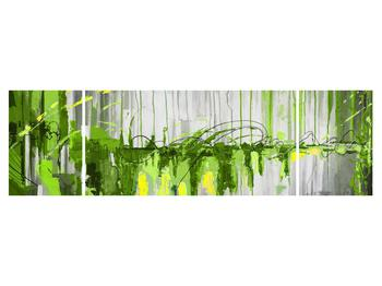 Abstraktní obraz - malba (K014961K17050)
