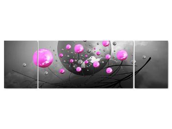 Obraz ružových gulí (V020105V17050)