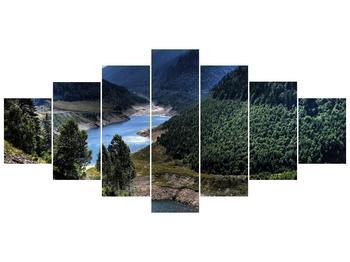 Obraz řeky a hor (F000615F210100)
