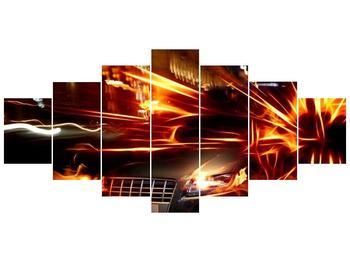 Obraz jedoucího auta (F000797F210100)
