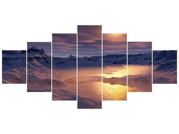 Krásný obraz zimní krajiny (F000939F210100)