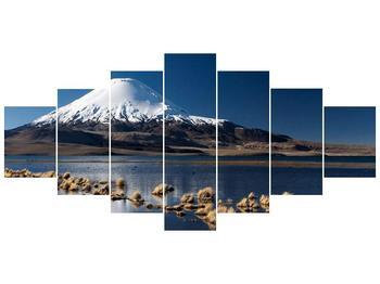 Obraz zasněžené hory (F000974F210100)
