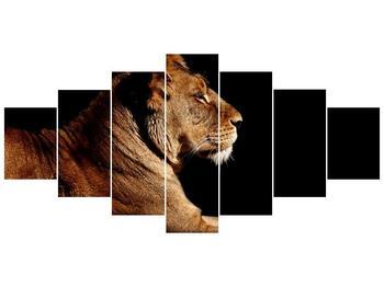 Obraz lva (F001402F210100)