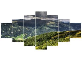 Obraz horského údolí (F001635F210100)