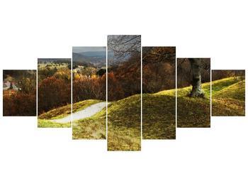Obraz podzimního pahorku (F001650F210100)