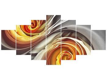 Abstraktní obraz - spirál (F001693F210100)