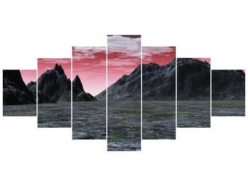 Obraz skalnaté přírody (F001712F210100)