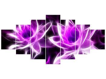 Moderní obraz květin (F001725F210100)
