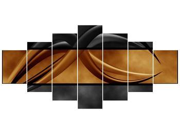 Dvoubarevný obraz chapadel (F002027F210100)
