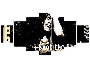 Moderní obraz - Bob Marley (F002163F210100)