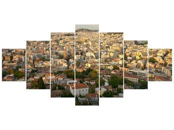 Obraz rozsáhlého města  (F002955F210100)