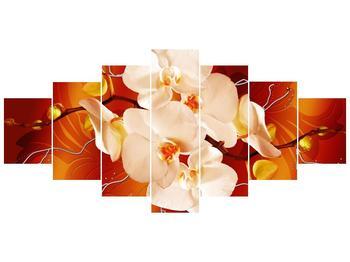 Obraz bílých orchidejí (F005694F210100)